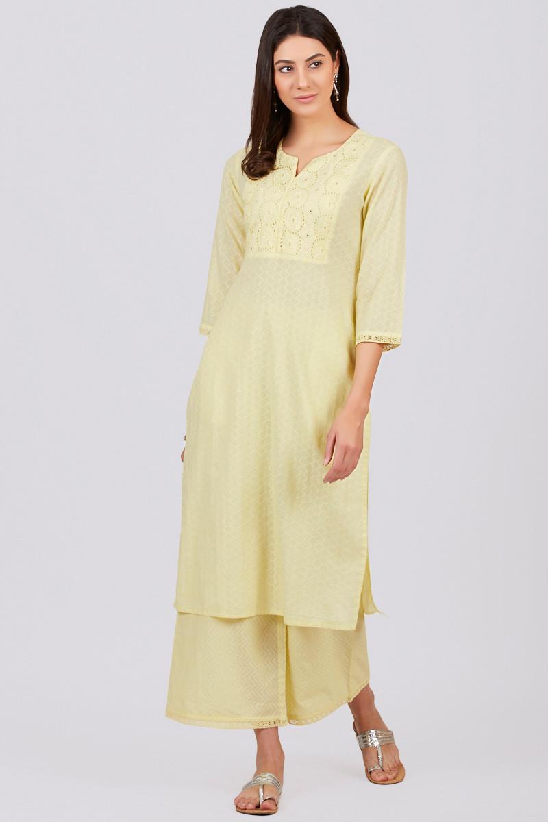 Roza Jahan Yellow Farsi - Image View 5