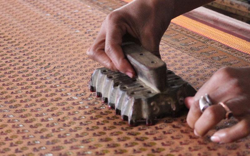 Bagru Printing
