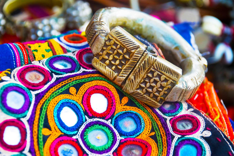 Gujarati Hand Embroidery